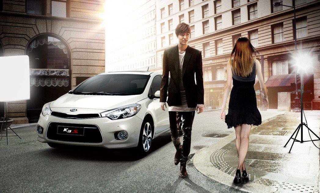「長腿歐巴」李敏鎬曾受大陸韓系車廠邀請擔任代言。