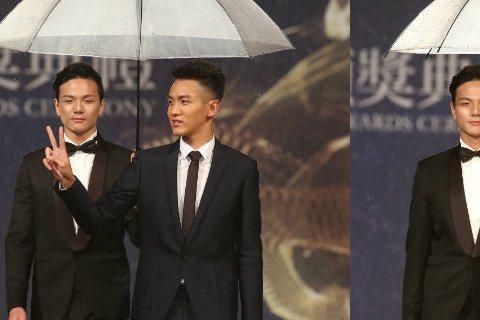 第五十二屆金馬獎晚間登場,藝人柯震東擔任頒獎嘉賓走紅毯。