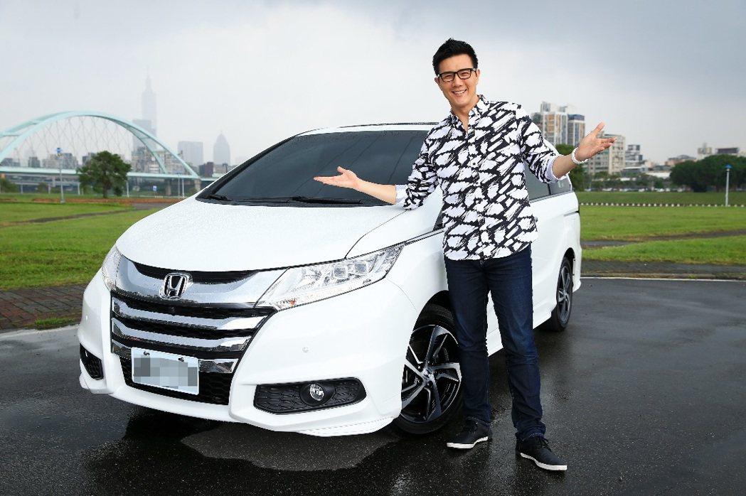 這台車可以讓我享受開車的樂趣,不會覺得自己像司機。 聯合新聞網