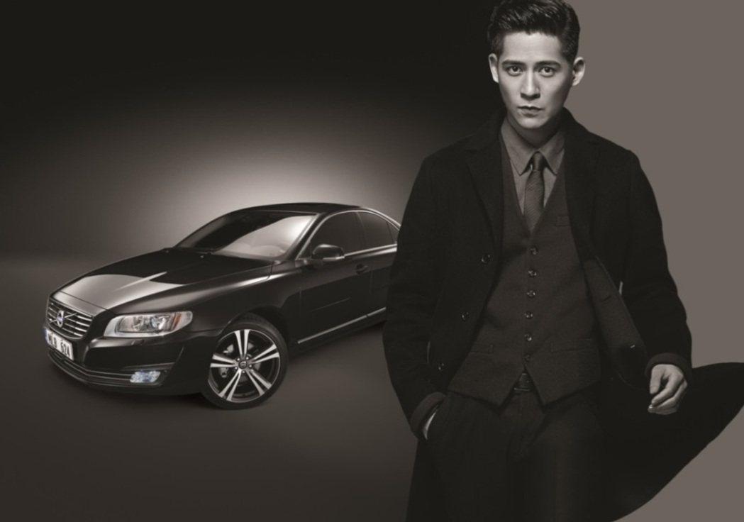 Volvo台灣總代理國際富豪汽車找來擁有成熟男人味的演員周渝民合作,為 Volv...