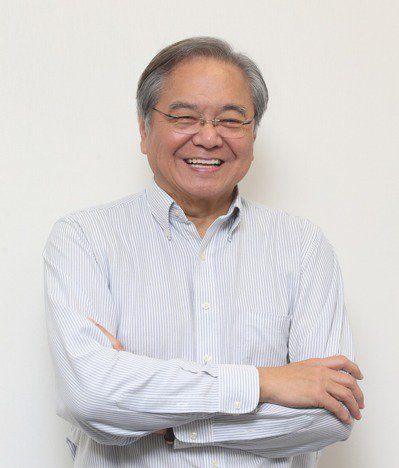 陶冶文藝基金會董事長陶傳正。 記者蘇健忠/攝影