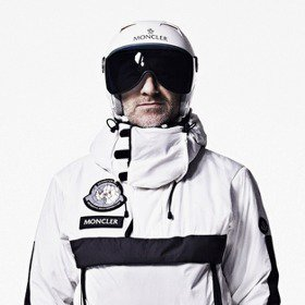 MONCLER闖進南極 羽絨衣今年很MAN