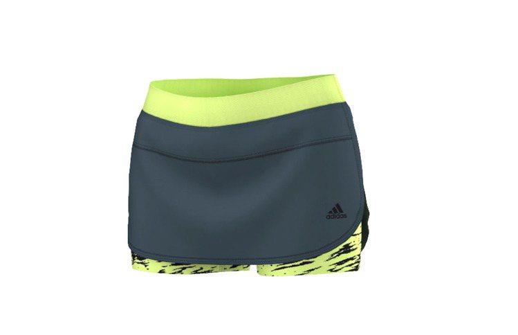 專業吸溼排汗短褲,1,690元。圖/adidas提供