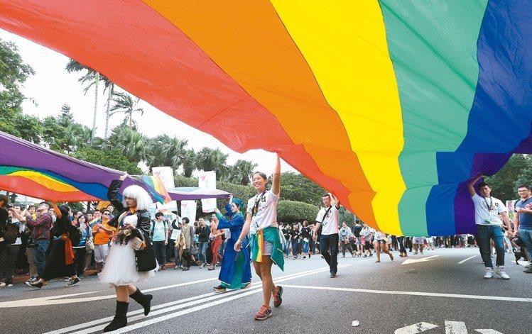 多位準大法官都表示支持同性婚姻。聯合報系資料照片