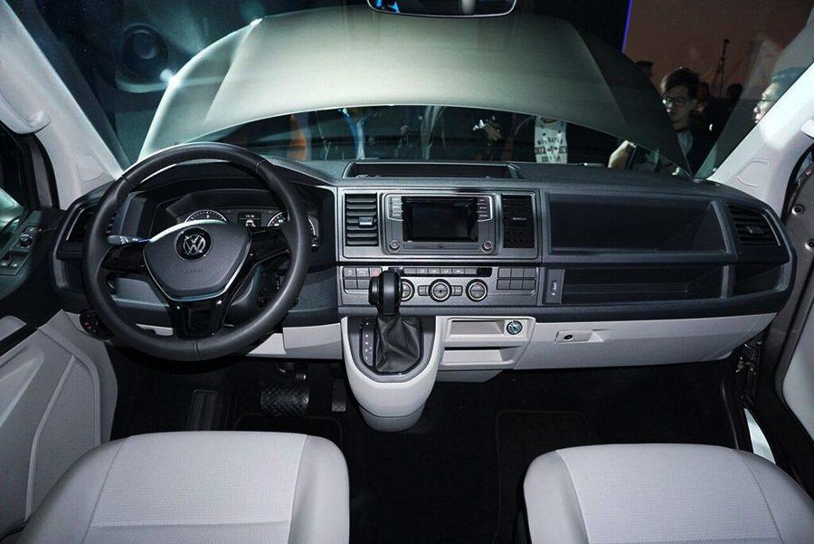 T6車型則在內裝設計、空間機能與用料質感上更為講究。 攝影/Irene Tseng