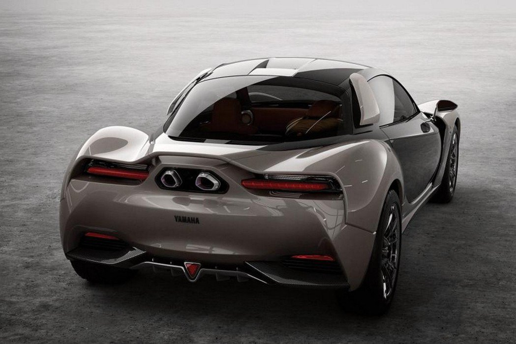 Sports Ride Concept將搭載1.5升渦輪增壓引擎。 摘自Yama...