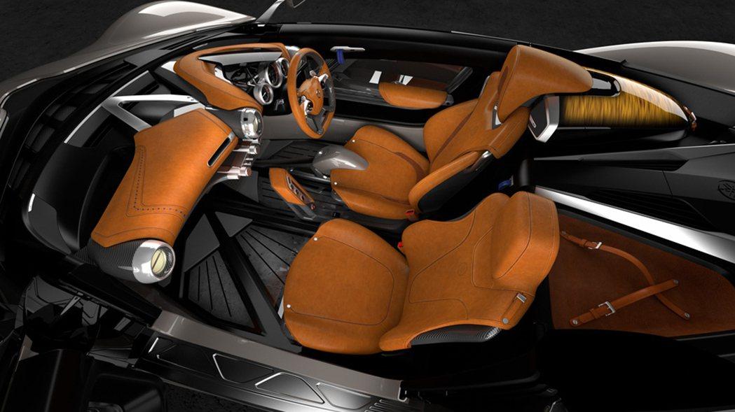 座艙內部則會延續現有格局進行修飾,變動幅度較小。 摘自Yamaha.com