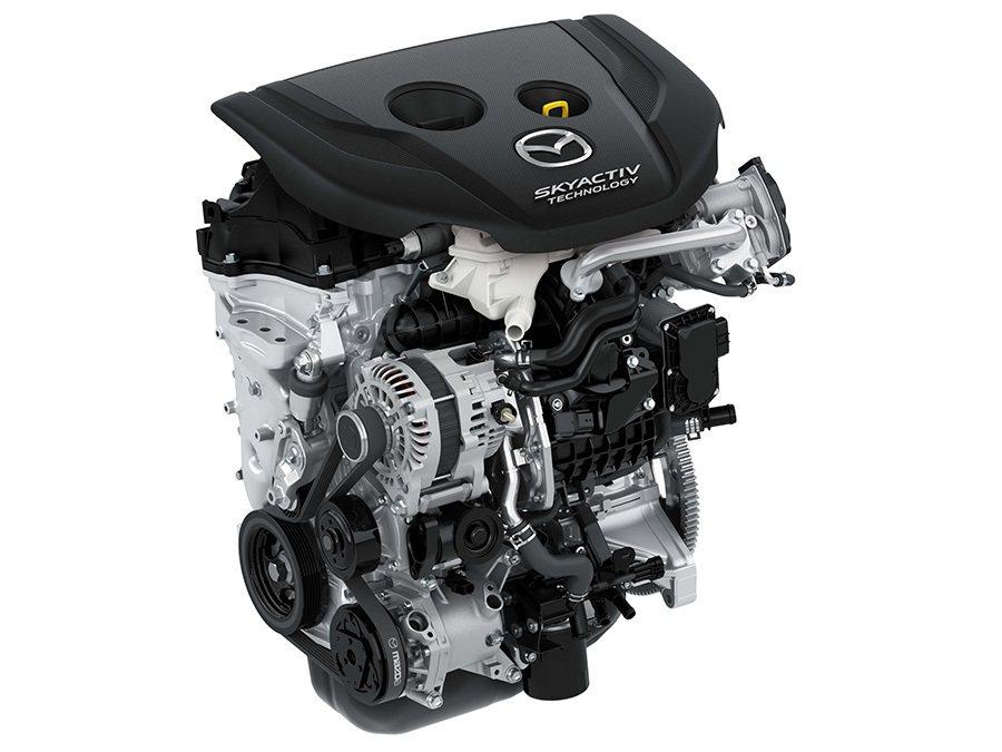 SKYACTIV-D 1.5L潔勁柴油引擎 兼具燃油效能與高扭力動態表現。 MA...