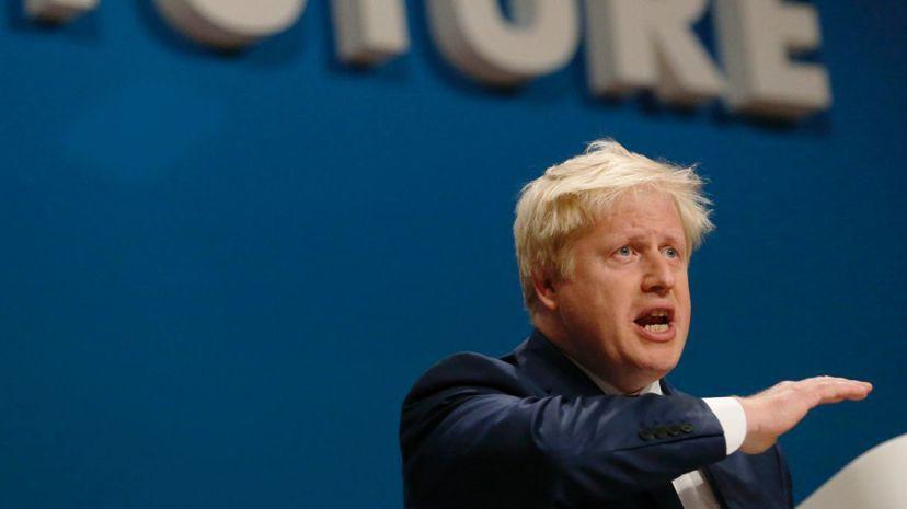 英國保守黨的明星、同時也是現任倫敦市長的強森,就曾公開表示:「跑去參加聖戰的年輕...