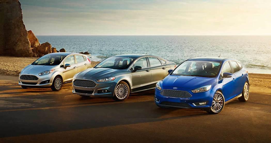 Ford EcoBoost引擎家族車款將集體亮相。 圖/Ford提供