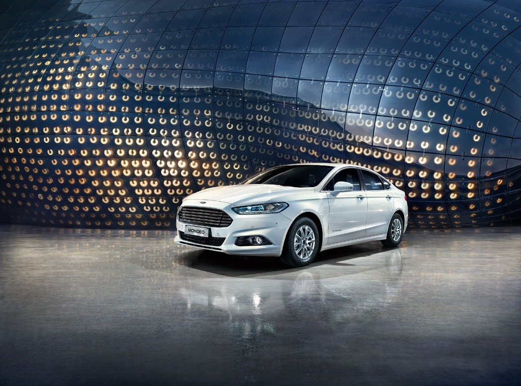 Ford展台Hybrid專區將展出全新世代油電混合動力車款Ford New Mo...