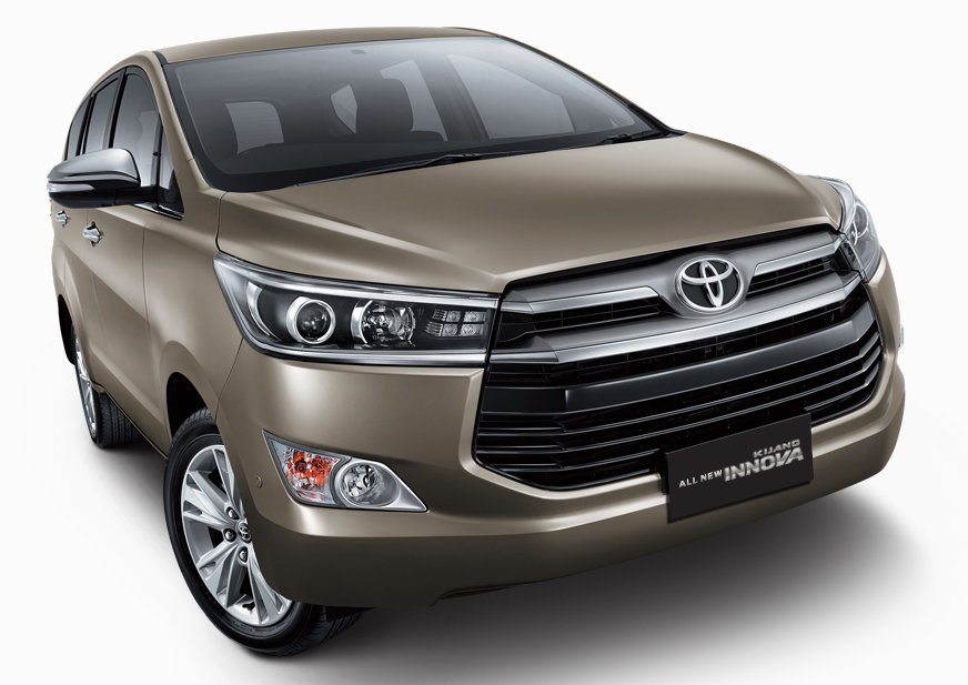 11月底Toyota於印尼發表全新大改款Innova。 摘自toyota.id