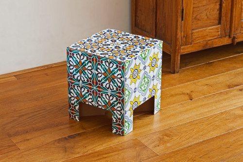 荷蘭設計椅風格各異。圖/U-Design提供