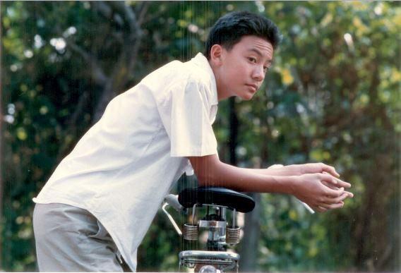 《牯嶺街少年殺人事件》劇照,男主角由張震飾演。