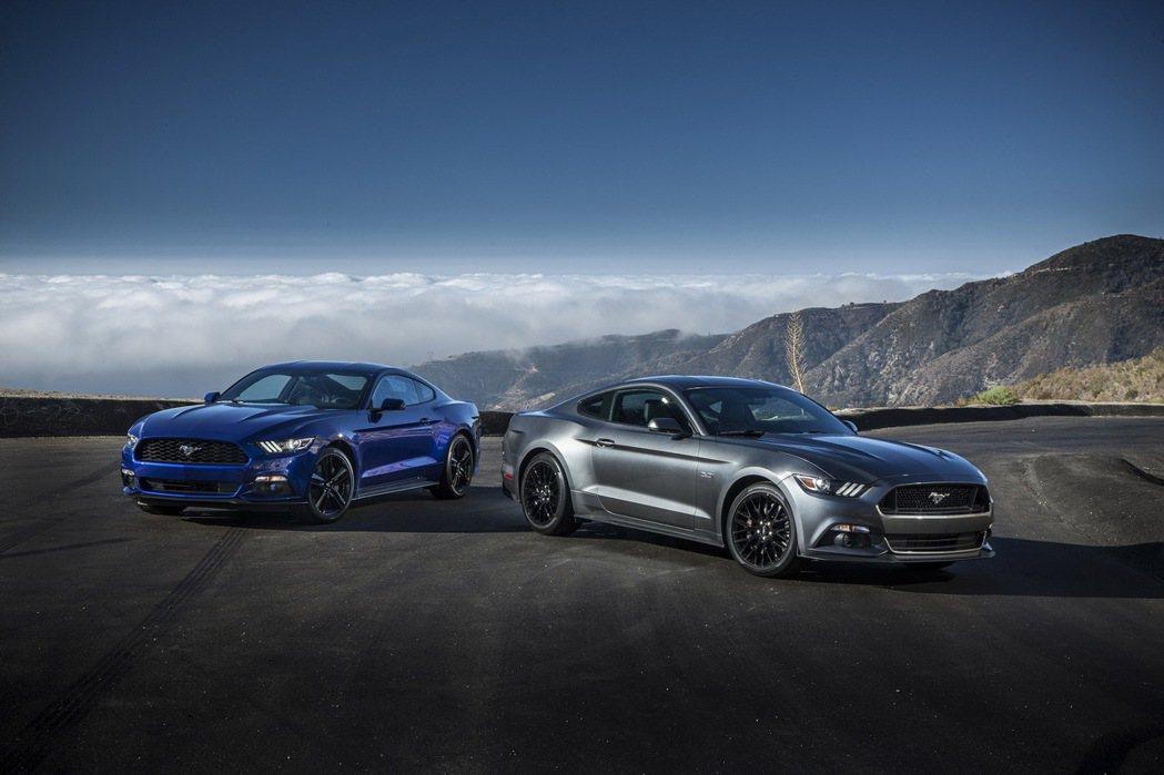 福特六和宣布搭載經典V8引擎動力的Ford New Mustang 5.0L G...