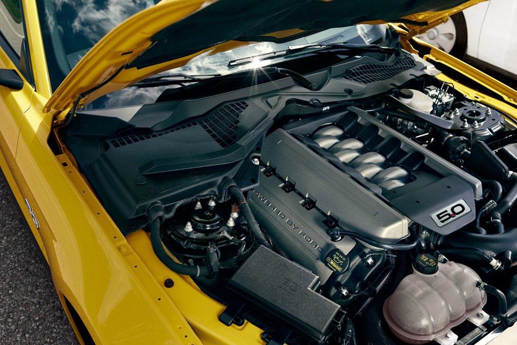 Ford New Mustang 5.0L GT,0到100km/h加速只消4....