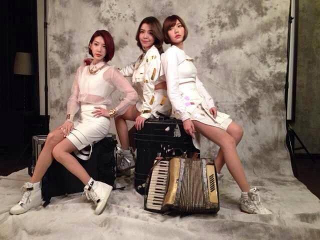 擷自Dream Girls粉絲團