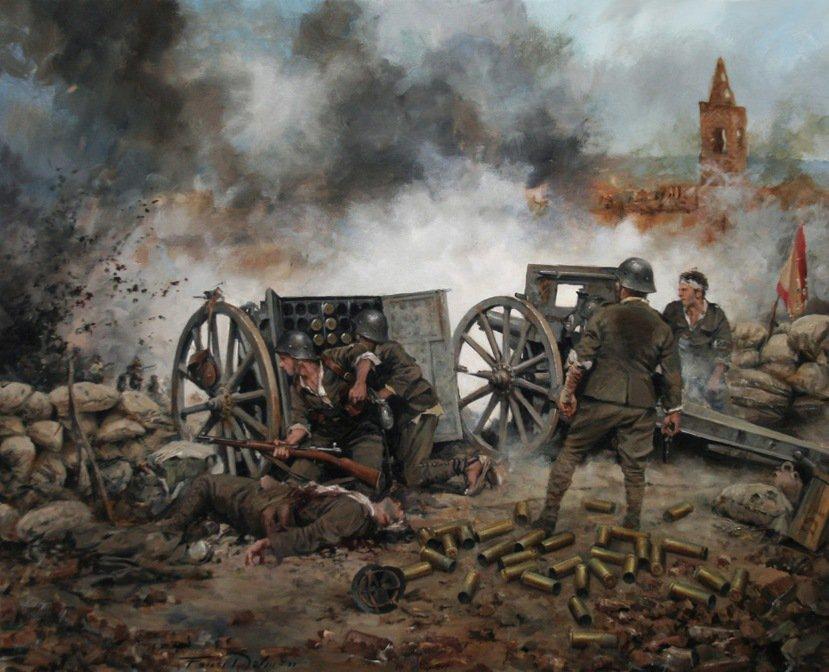 1936年西班牙內戰的爆發,也影響了鄰近的法國政壇。除了使同情佛朗哥將軍的右派與...
