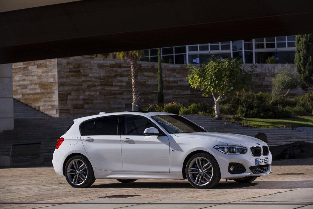 BMW 1系列、2系列Active Tourer、3系列同步實施限量加贈B&W ...