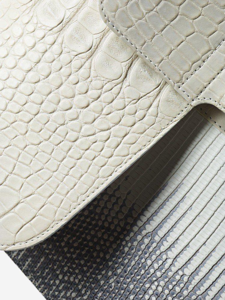 品牌的皮革工藝,是藝術總監Christina Zeller不斷強調且認為不可揚棄...