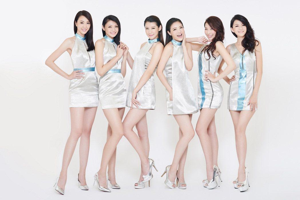 Toyota邀請包括趙孟姿、連馨、張敏紅、曾怡玲、江柔璇、王曼媛等6位凱渥名模來...