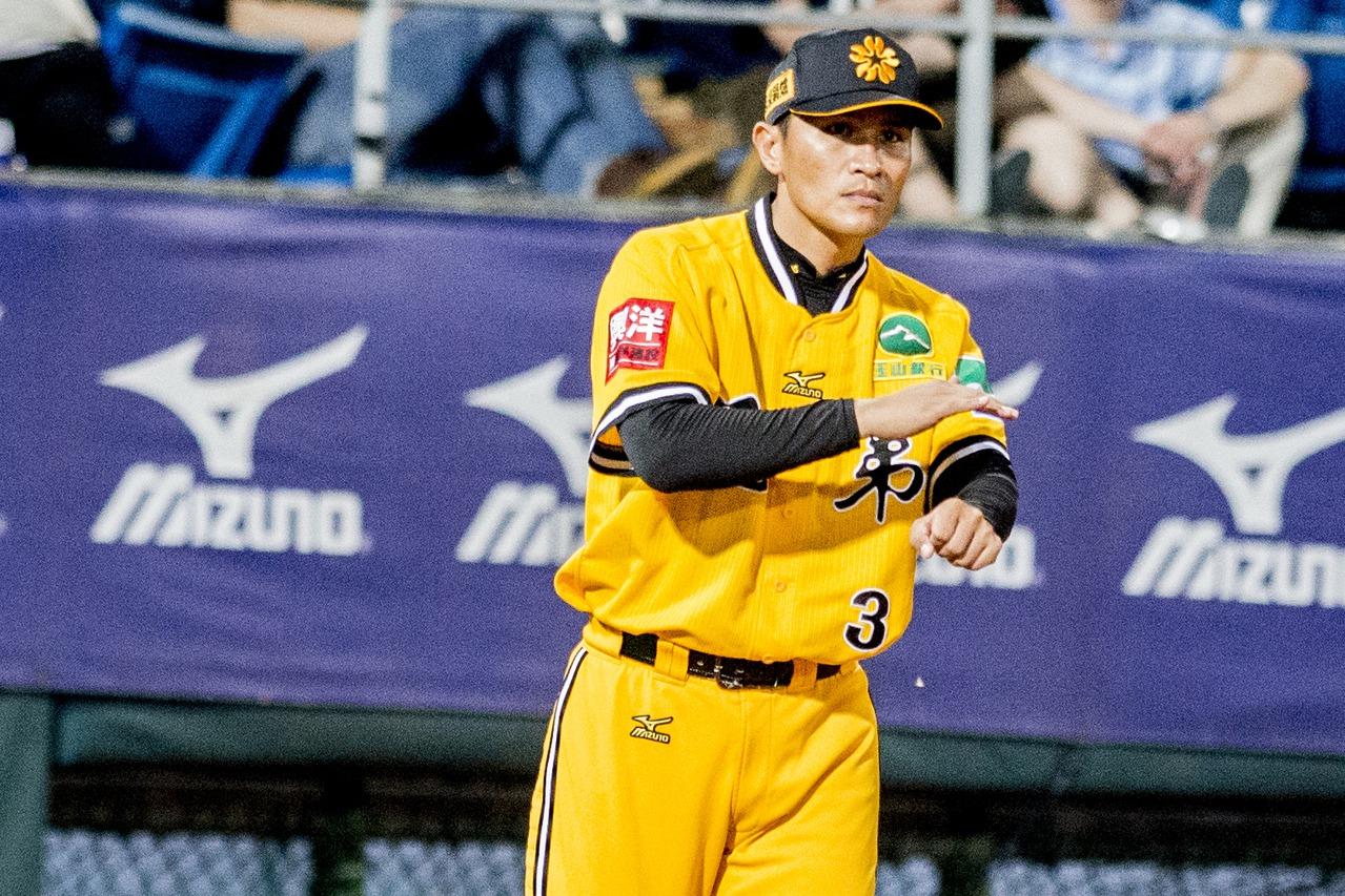 在中信兄弟擔任球探主管的王金勇,明年將改投入美職費城人擔任球探。 聯合報系資料照