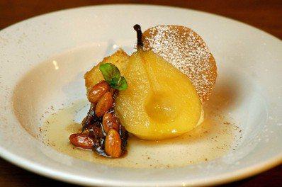 研究顯示,吃梨的人較不可能肥胖。(美聯社)