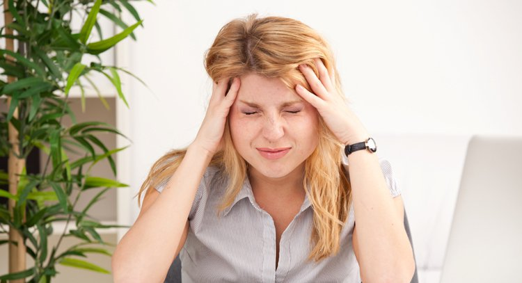 熱潮紅是在更年期最普遍,近更年期第二普遍的症狀。 圖/ingimage