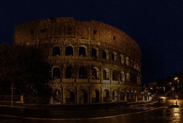 寶格麗B.zero1以羅馬競技場為設計靈感。圖╱寶格麗提供