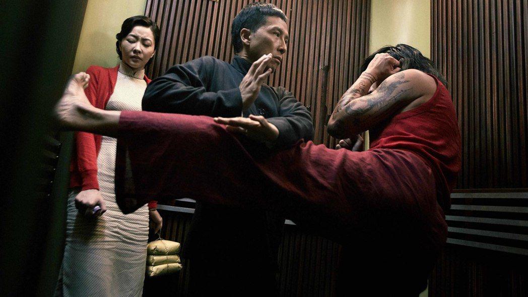 泰拳高手襲擊也是「葉問3」重頭戲   圖/華映提供