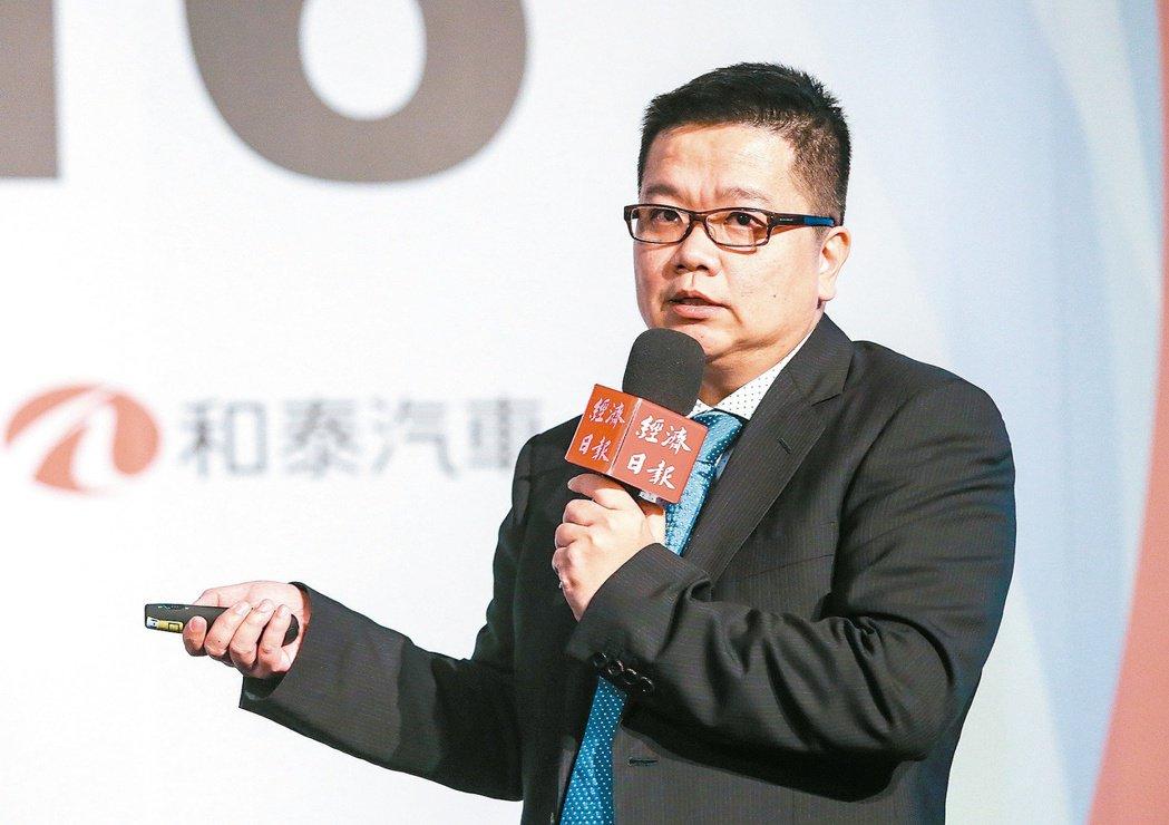 富蘭克林華美投信中國A股基金經理人游金智。 圖/經濟日報提供