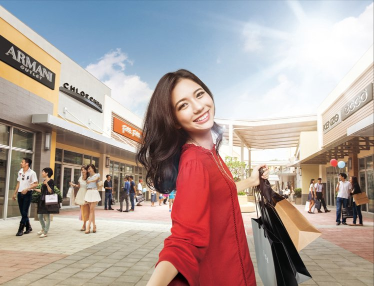 「GLORIA OUTLETS華泰名品城」雙重在台超吸睛!40家品牌首駐Outl...