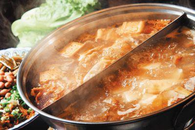 吳復連愛吃麻辣鍋,但現在也開始懂得注意養生。 圖/本報資料照片