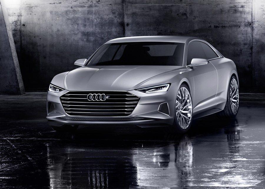AUDI的Prolgue Concept概念車具備高智慧,能記憶車主的喜好,自動...