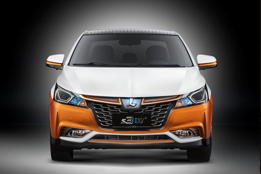 LUXGEN S3 EV+電動車搭載新的Luxgen Link+車聯網科技。 圖...