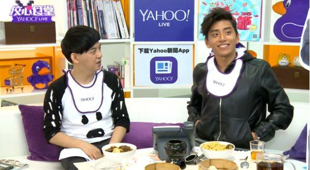 擷自Yahoo《佼心食堂》節目
