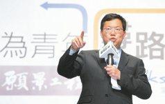 鄭文燦:全球化挑戰雖大 機會也多