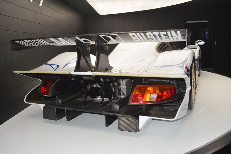 1988年利曼傳奇賽車911 GT1。