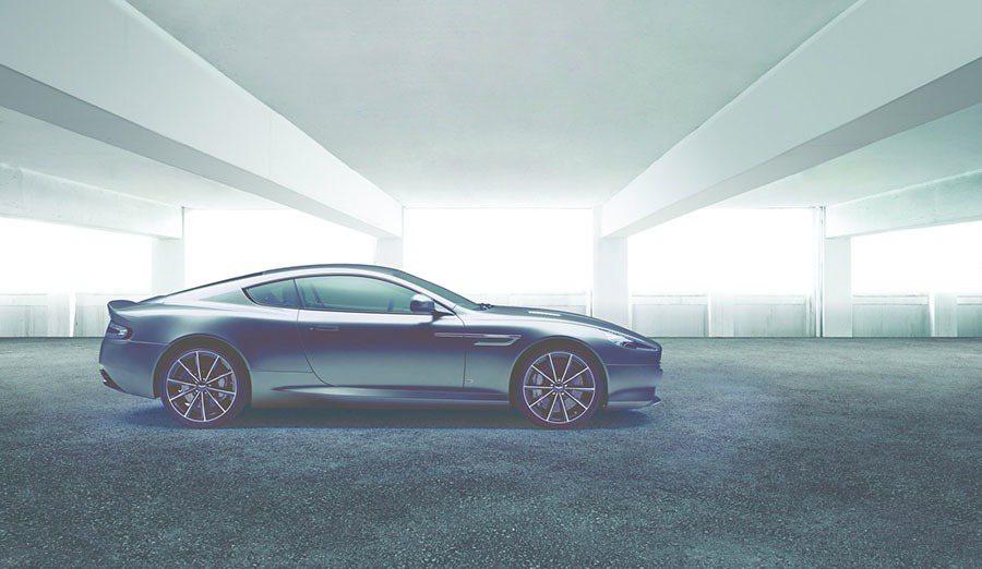 DB9 GT Bond Edition ASTON MARTIN提供