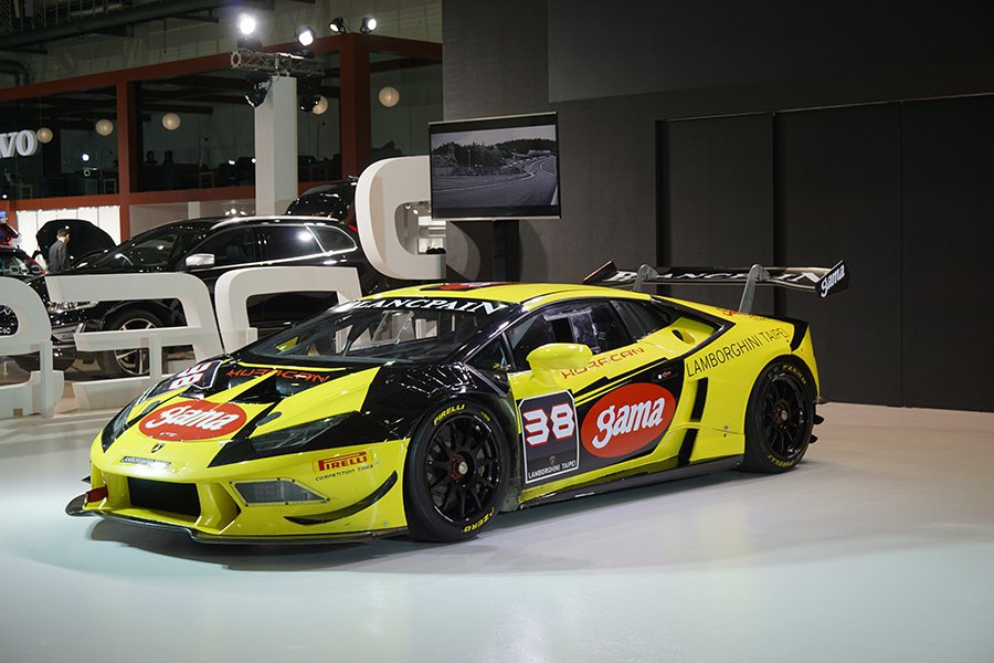 Lamborghini Huracan LP 620-2 Super Trofe...