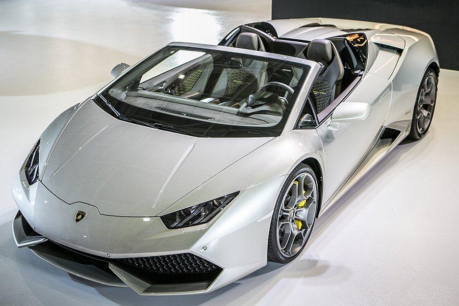 Lamborghini Huracan LP 610-4 Spyder Lamb...