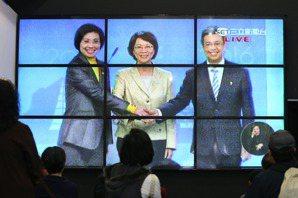 走調、離題又溫馨的副總統候選人電視辯論
