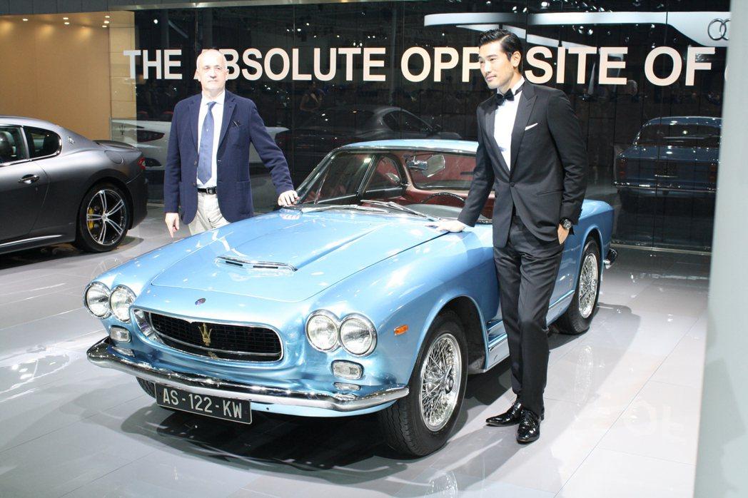 Sebring 3500 GT,1963巴黎車展的Hero Car,再次風姿綽約...