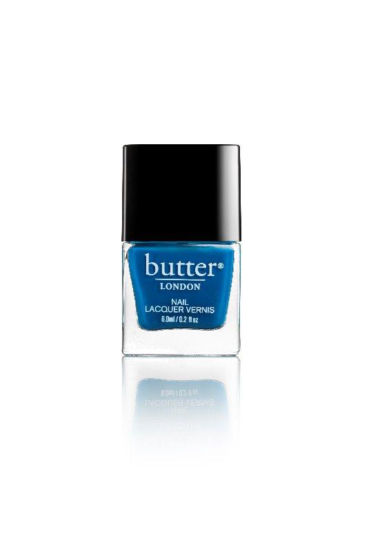 butter LONDON經典指甲油色號Blagger。圖/butter LON...