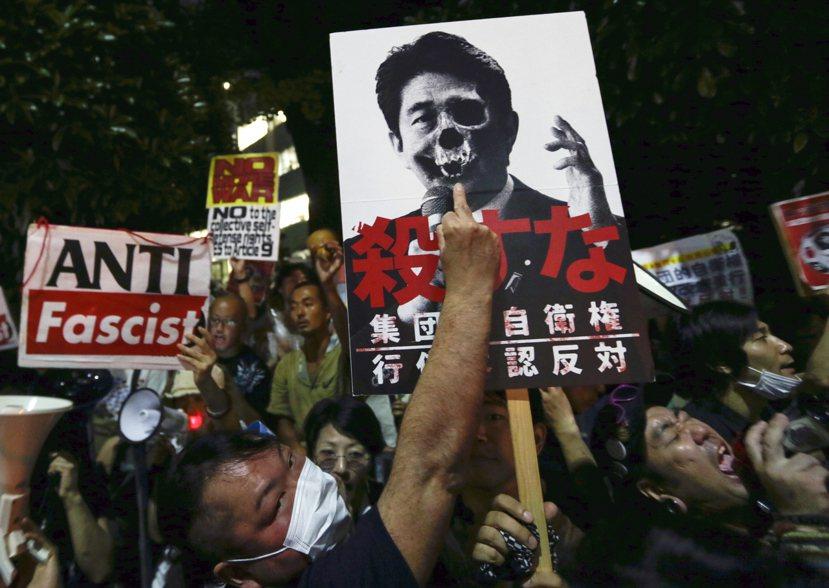學生運動的聲勢微弱地滲透進日本社會,「即便現在沒有SEALDs的成員帶領,也有人...