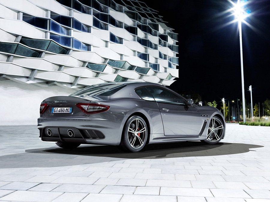 擁有純正賽車血統,在GT氛圍中提供賽道般的道路駕控樂趣。 Maserati提供