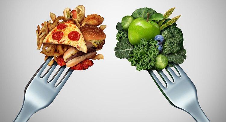 吃對食物才是正確減重之道。 圖片來源/123RF