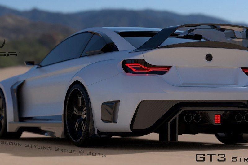 Hoffy Automobiles表示,這部MAMBA GT3 Street Concept量產版本最快2016年2月發表上市。 摘自autogespot.com