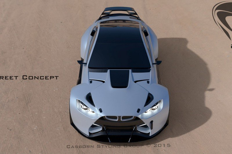 外觀上仍保留許多BMW的專屬設計,如經典雙腎型水箱罩、頭等組等。 摘自autogespot.com