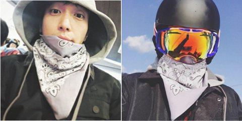 剛結束日本巡迴演唱會的CNBLUE 的主唱鄭容和,這兩天在自己的IG和微博上更新了他去滑雪的照片和影片,不只秀出自己專業且時尚的滑雪裝備照,在影片中更可看到他驚人的滑雪板實力!事實上,當初鄭容和出道...